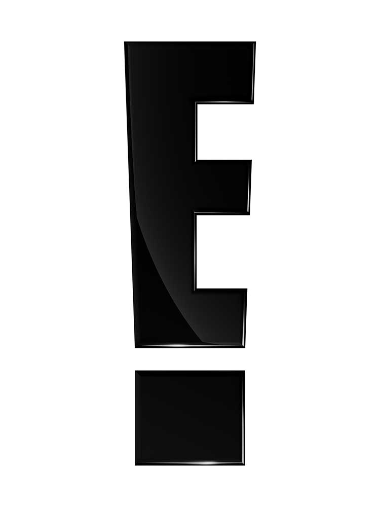 E! Entertainment logo