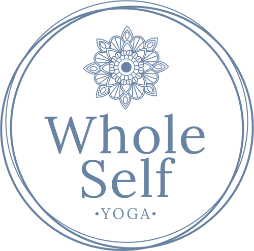 Whole Self Yoga Logo